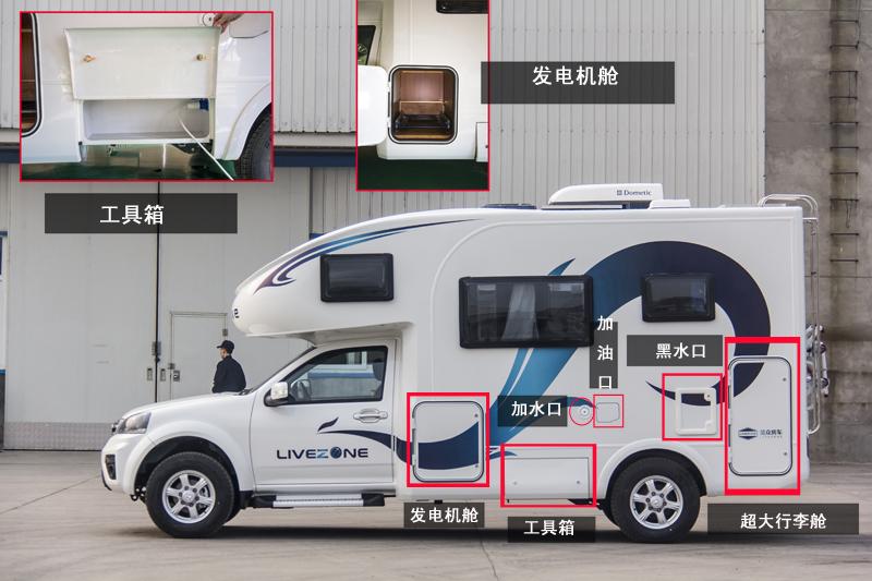 览众C7-A房车
