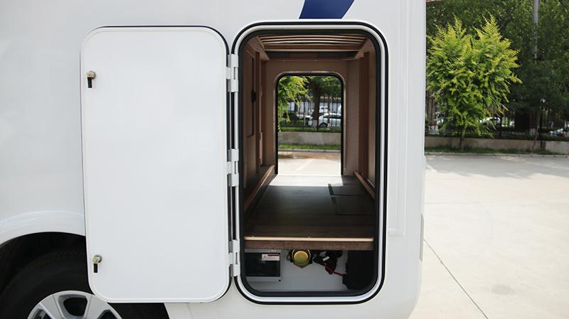 房车是如何实现旅行的日常生活的